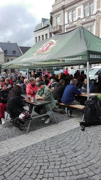 22. Slavnosti piva Rohozec - tradiční akce vítání léta