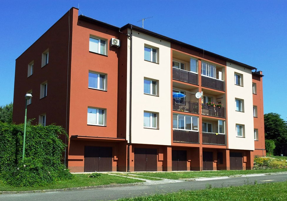 Rekonstrukce bytů a bytových jader Opava, Ostrava
