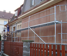 Rekonstrukce a opravy staveb, domů, bytů, bytového jádra Opava, Ostrava