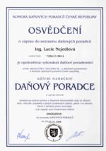 Okamžité daňové poradenství včetně dalších služeb s tím spojených Liberec
