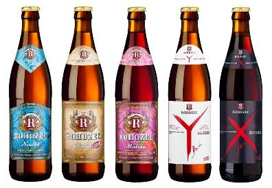 Beer specialities, Skalák, Rohozec, flavoured beers, Czech Republic