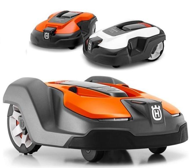 Robotické sekačky Automower® - automatické roboty, výkonné sekačky i pro velké trávníky