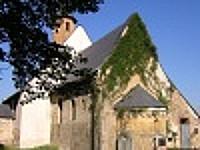 Kostel sv. Vavřince v obci Rokle v části Želina