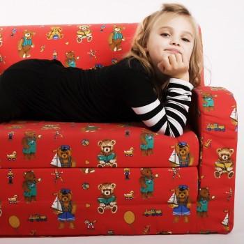 Molitanová sedátka a nábytek pro děti
