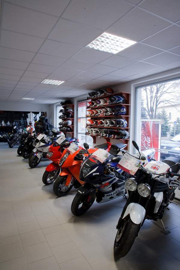 Prodej servis motocyklů skútrů čtyřkolek motobazar Vysoké Mýto