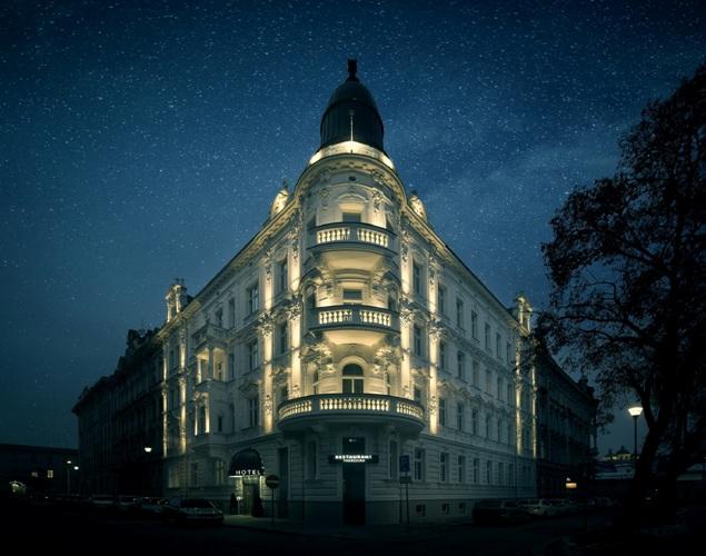 Theresian Hotel & Spa, nově otevřené wellness a SPA centrum nyní zvýhodněné ceny