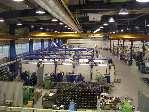 Výroba kruhového, čtyřhranného vzduchotechnického potrubí z černého i pozinkovaného plechu