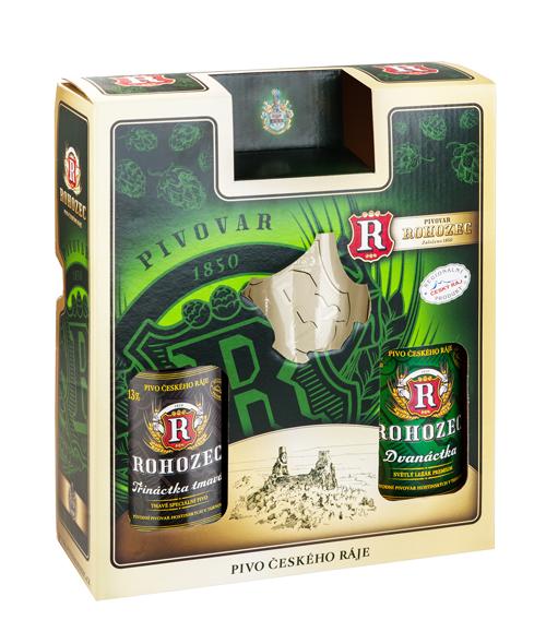 Obdarujte své blízké jedinečným dárkovým balením chutného piva