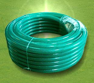 Silnostěnná PVC hadice pro zahradní zavlažování ale i pro průmyslovou vodu a vzduch