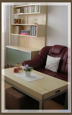 Výroba nábytku a realizace interiérů na zakázku Zlín