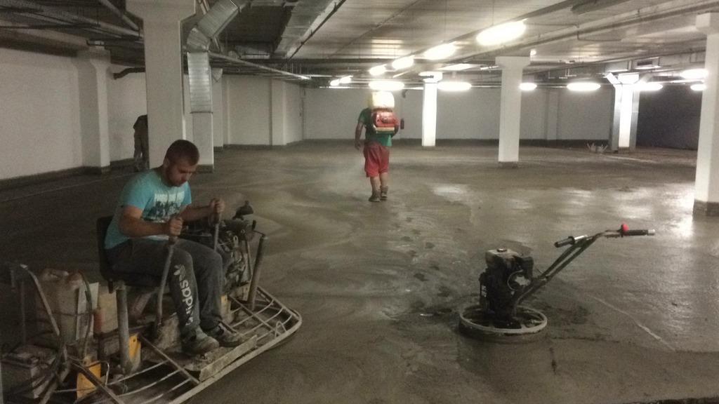 Nejlepší betonové podlahy všech typů - PODLAHOVÉ SYSTÉMY – Červinka & Syrový