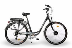 Úsporné elektro kolo, skútr na elektrický pohon - levný provoz