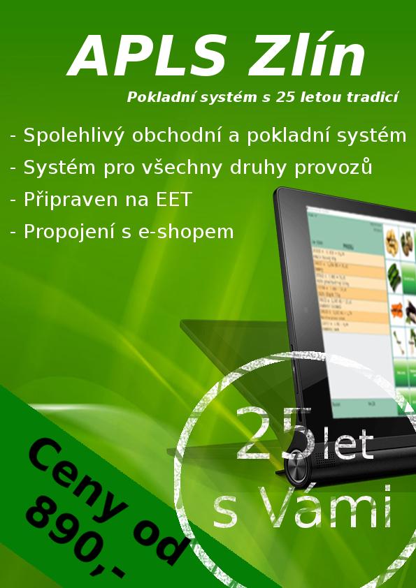 pokladní systém pro EET
