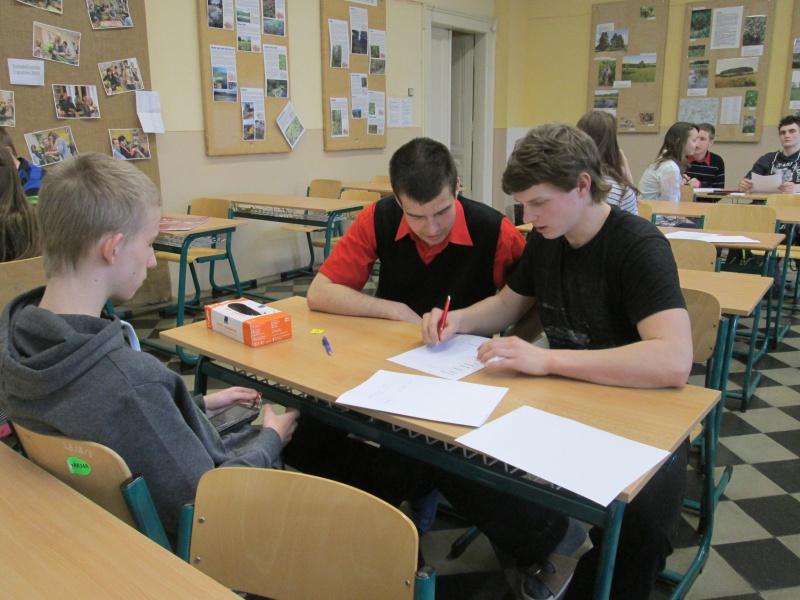 Vyšší odborná škola Tábor - denní i dálkové studium