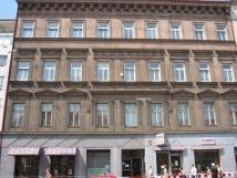 Rekonstrukce půdních prostor činžovních domů Praha