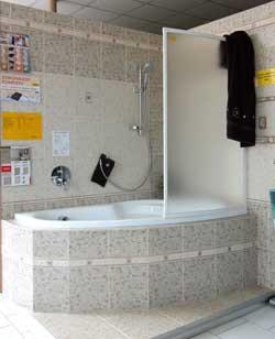 Prodejna koupelen a kuchyní Kladno