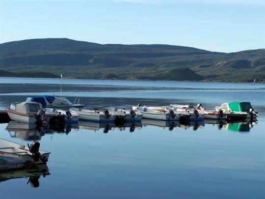 Sportovní rybaření, rybolov Norsko