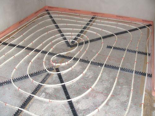 Elektrické teplovodní podlahové vytápění bytů domů Hradec Králové