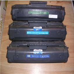 Výkup prázdných tonerových a inkoustových kazet Praha