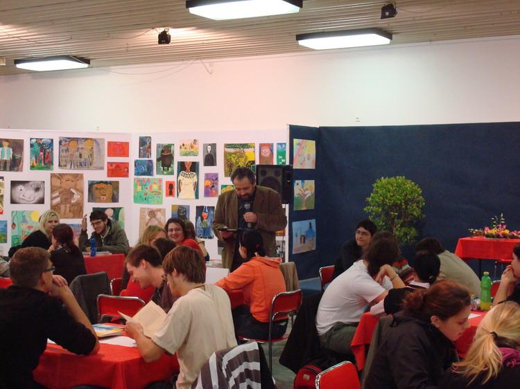 Veletrh vzdělávání a zájmových aktivit - SCHOLA MEA 2010 Olomouc