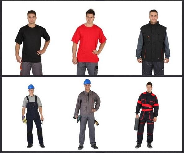 Velkoobchod s pracovními oděvy, pracovní obuví za nízké ceny