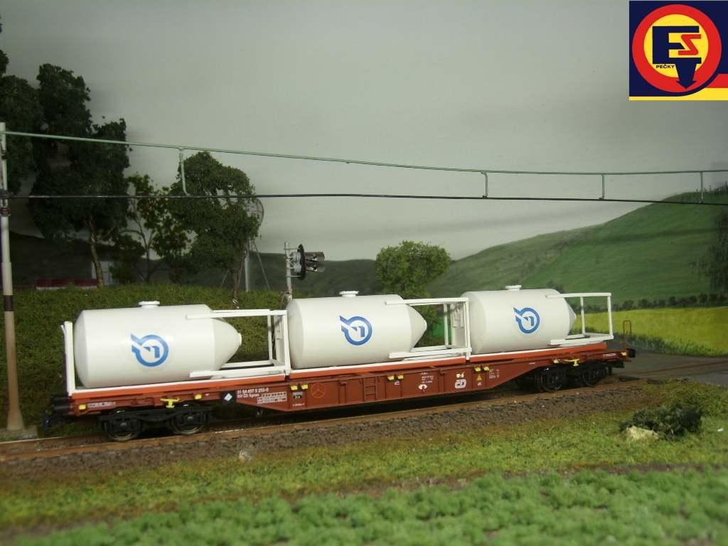E-shop modely železnic
