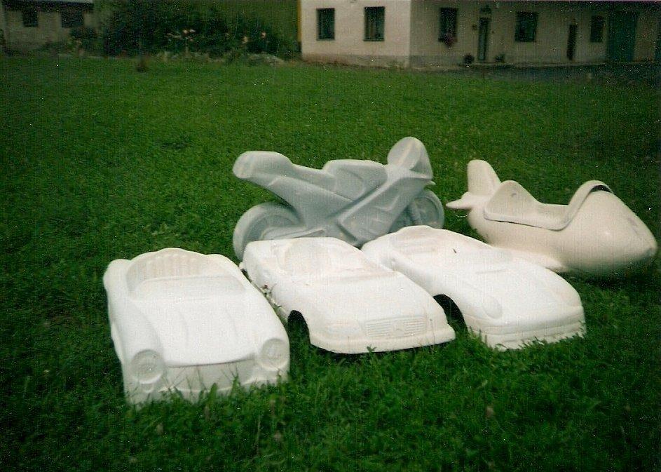 Zakázková výroba z laminátu Český Brod