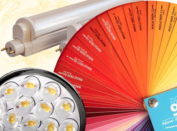 Materiály a komponenty pro výrobu reklam, LED moduly