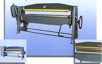 Klempířské a zámečnické stroje