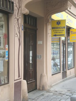 Léčba pohybového aparátu Praha