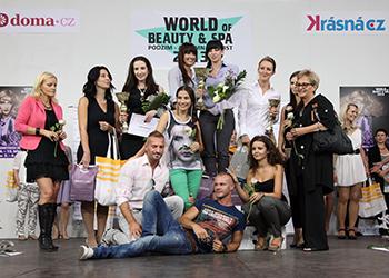 24. Kosmetický veletrh World of Beauty & Spa 2017 – novinky podzim