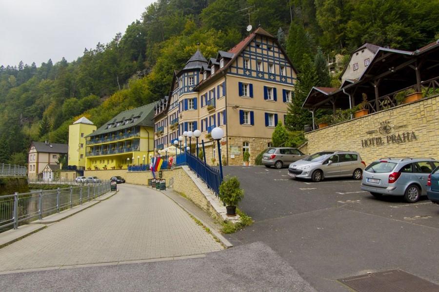 Ubytování, hotel, restaurace, Hřensko, České Švýcarsko, turistika, rekreace