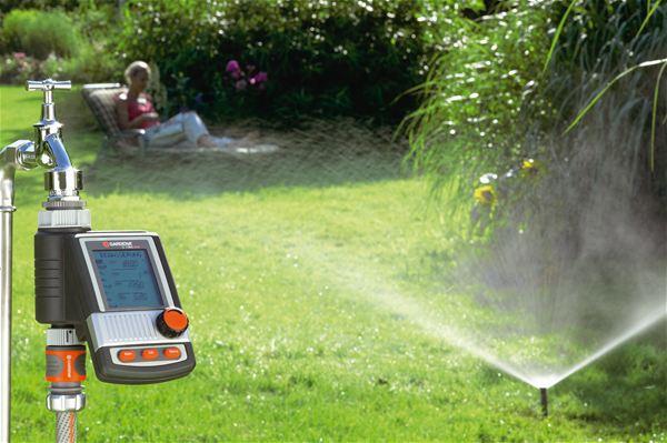 Vše pro Vaši zahradu - automatické závlahy Gardena