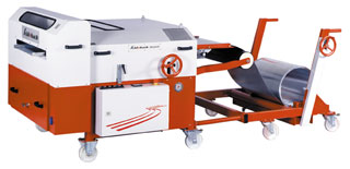 Klempířské stroje nářadí střešní materiál ohýbačky