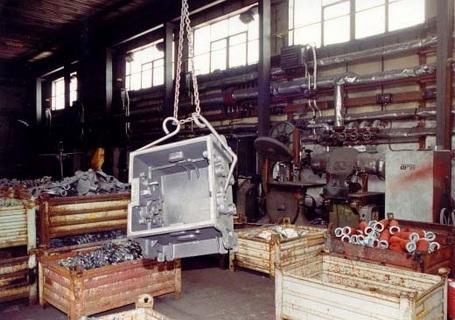 Obrábění na CNC stroji opracování odlitků šedé litiny Hradec