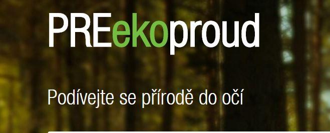PREekoproud – elektřina od Pre
