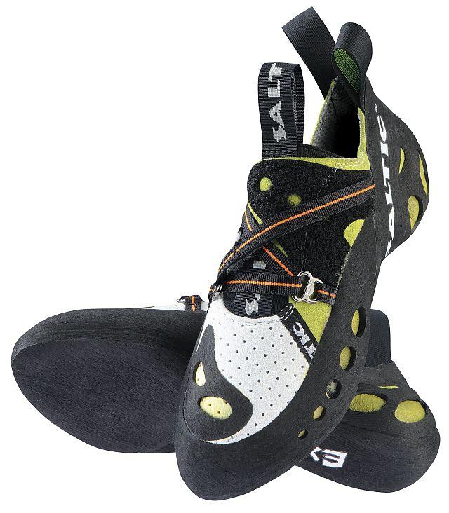 horolezecká a lezecká obuv