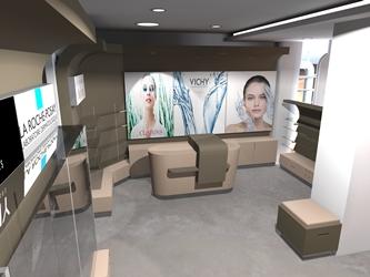 Realizace a vybavení interiérů prodejen, diskontních řetězců a nákupních center Praha