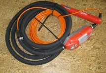 Elektronický vibrátor betonu Perles Runner plus 52