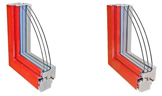 Moderní dřevohliníkové okno z hliníku a dřeva s dlouhou životností Ostrava, Frýdek - Místek