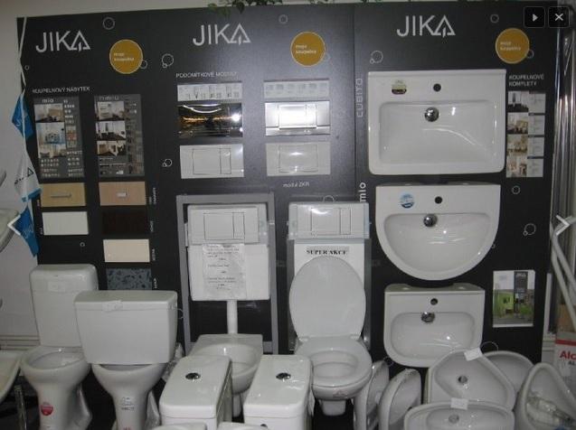 sanitární keramika - Staré Město u Uherského Hradiště