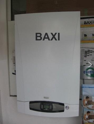 prodej plynové kotle Baxi