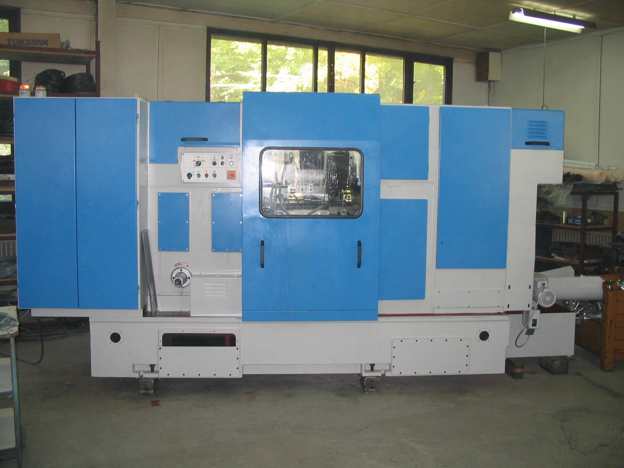 Pozáruční, záruční servis, opravy obráběcích, kovoobráběcích strojů