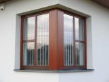 Výroba, montáž dřevěných oken, eurooken Ostrava, Olomouc