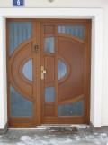 Výroba, montáž vstupních dveří Ostrava, Olomouc