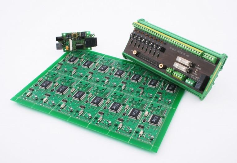 zakázková výroba průmyslové elektroniky