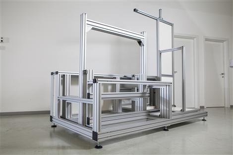 Výroba, montáž hliníkových profilů LIPRO