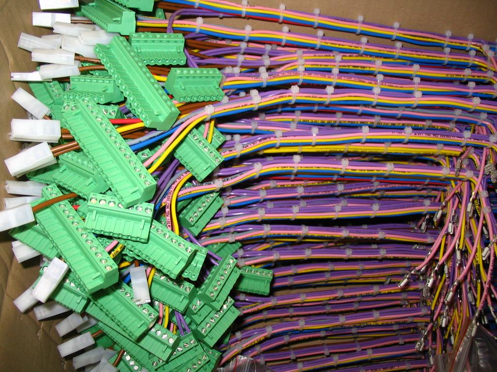 Výroba kabelových svazků Plzeň -
