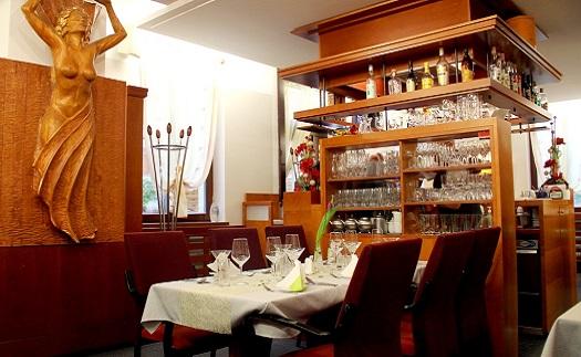 Hotel s perfektní a lahodnou kuchyní Opava