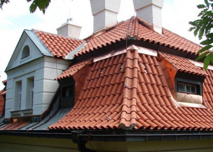 Pokládka prejzové střechy Praha